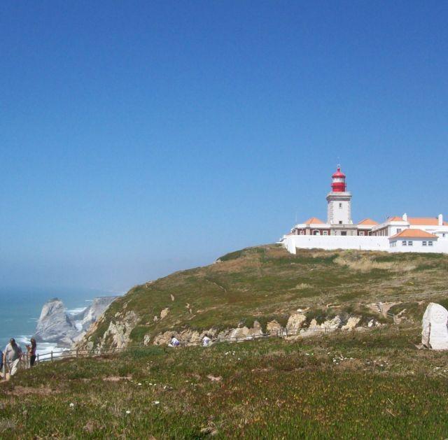 Zdjęcia: przylądek Rocca, na krańcu Europy, PORTUGALIA
