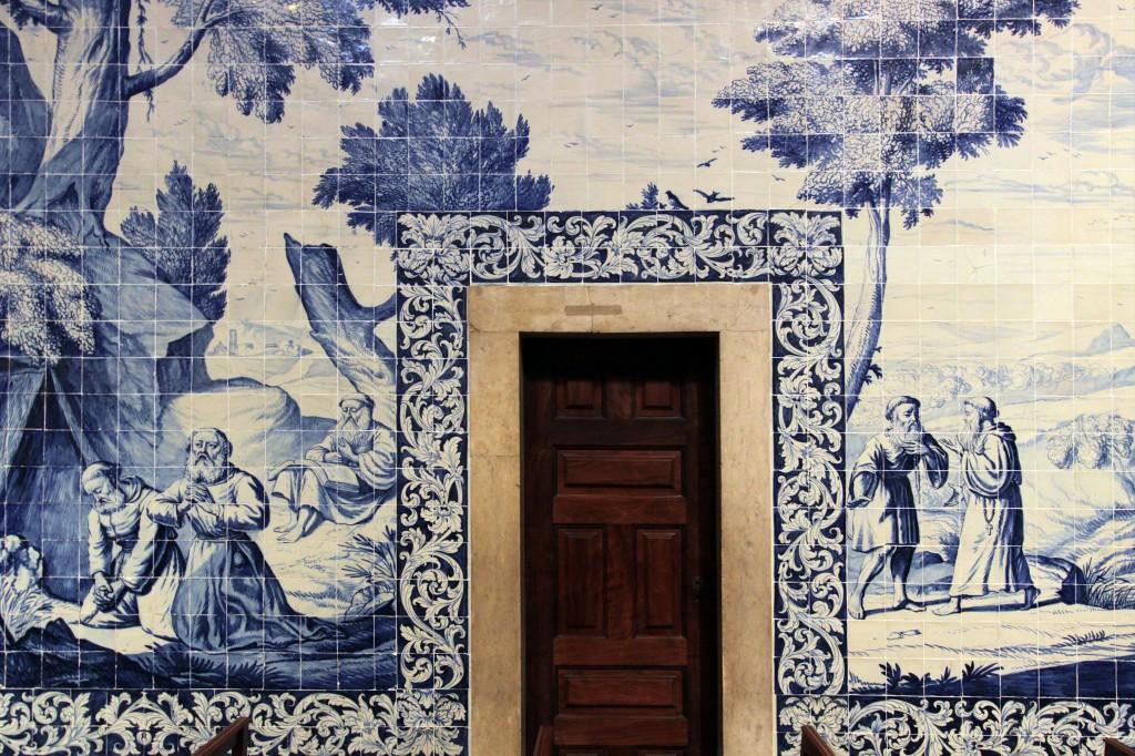 Zdjęcia: Lizbona, Lizbona, Azulejos, PORTUGALIA