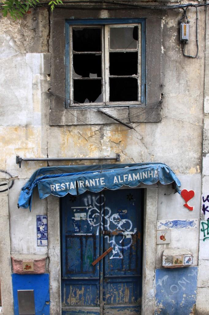 Zdjęcia: Alfama, Lizbona, restauracja Alfamino, PORTUGALIA
