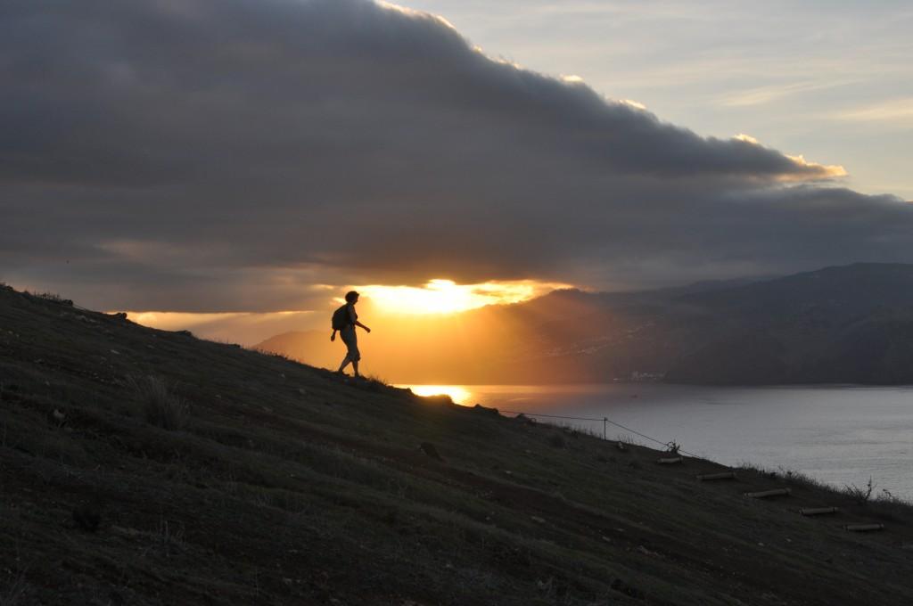 Zdjęcia: Wschodnie wybrzeże, Ponta de Sao Lourenco, Madera, Turystka, PORTUGALIA