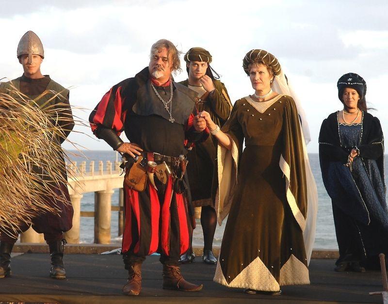 Zdjęcia: Porto Santo, Archipelag Madery, Festival Colombo na wyspie Porto Santo, PORTUGALIA