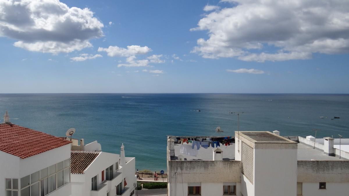 Zdjęcia: Albufeira, Algarve, Flagi sygnałowe, PORTUGALIA