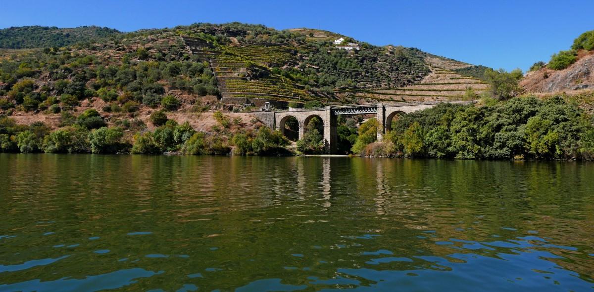 Zdjęcia: rzeka Douro, dolina Douro, widok, PORTUGALIA