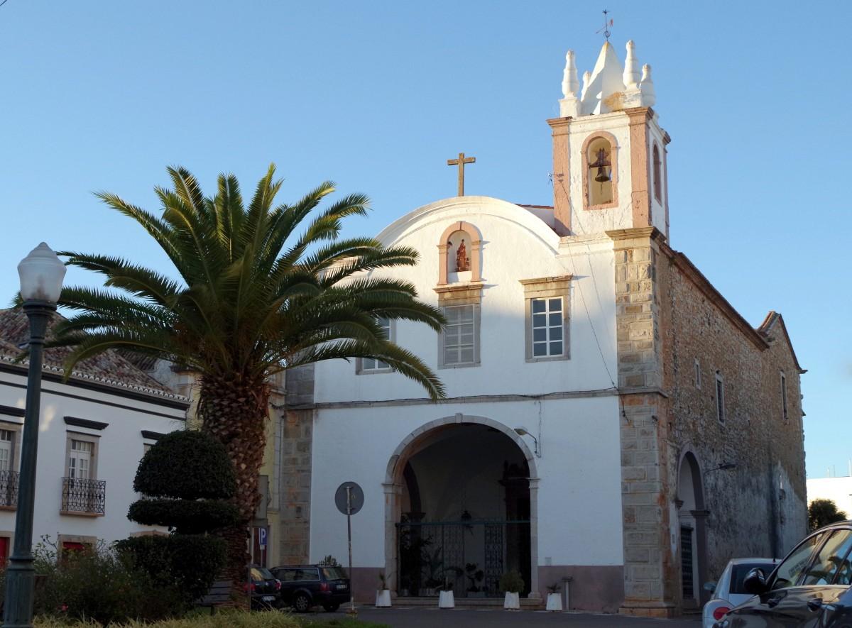 Zdjęcia: Tavira, algarve, -kościół Igreja De Sao Paulo , PORTUGALIA