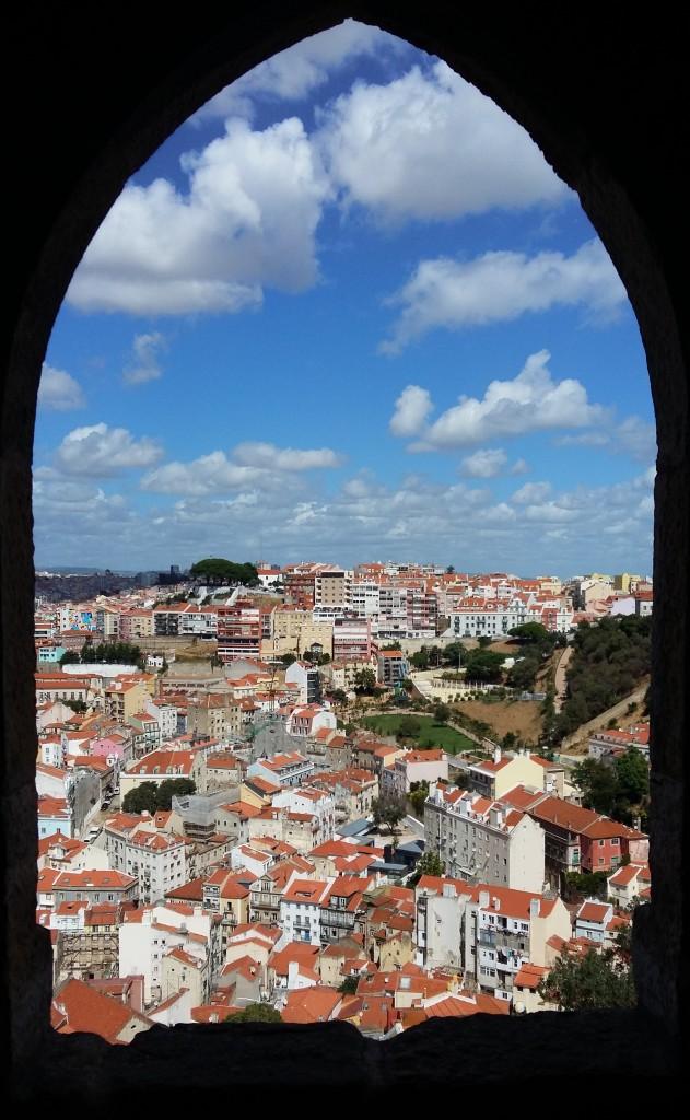 Zdjęcia: Lizbona, Lizbona, Okno na świat, PORTUGALIA