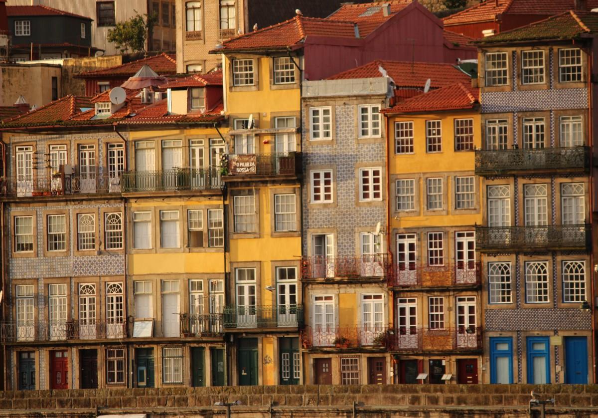 Zdjęcia: Porto, Kamienice, PORTUGALIA