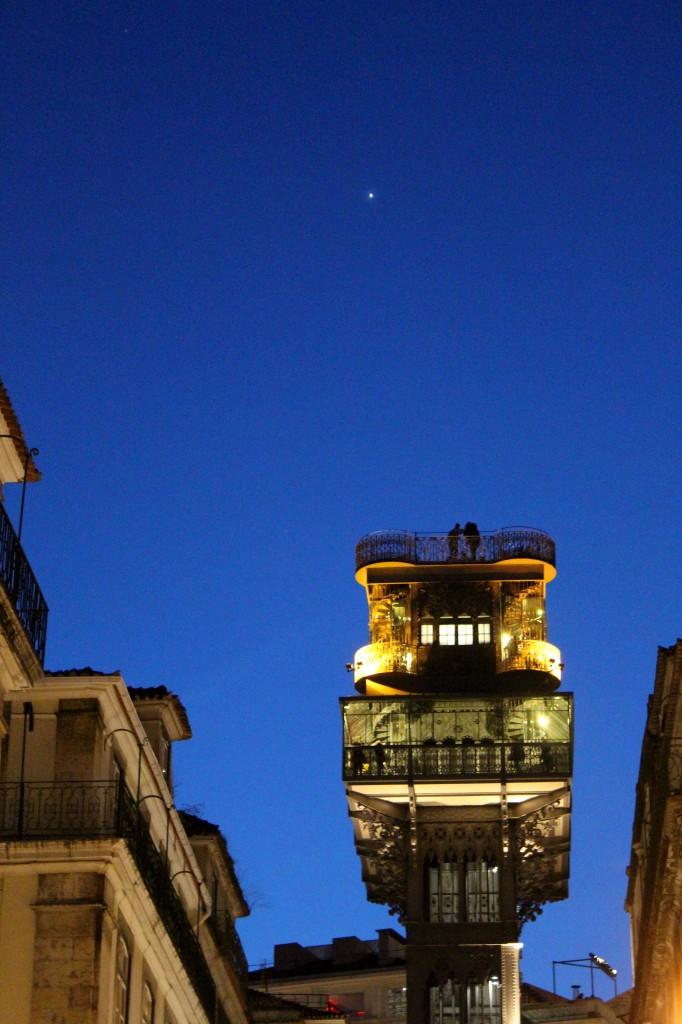 Zdjęcia: Lizbona, Winda do gwiazd, PORTUGALIA