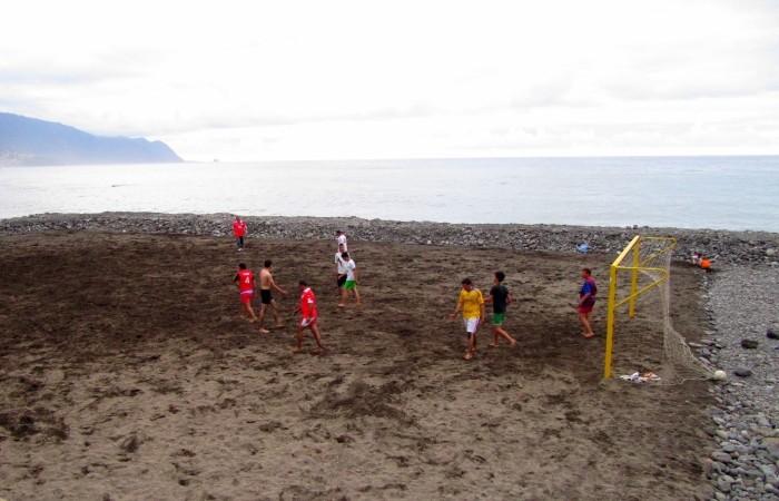 Zdjęcia: Sao Vicente, Madera, Tak zaczynał Ronaldo, PORTUGALIA