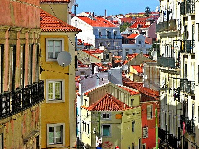 Zdjęcia: Lizbona, Kolory Lizbony, PORTUGALIA