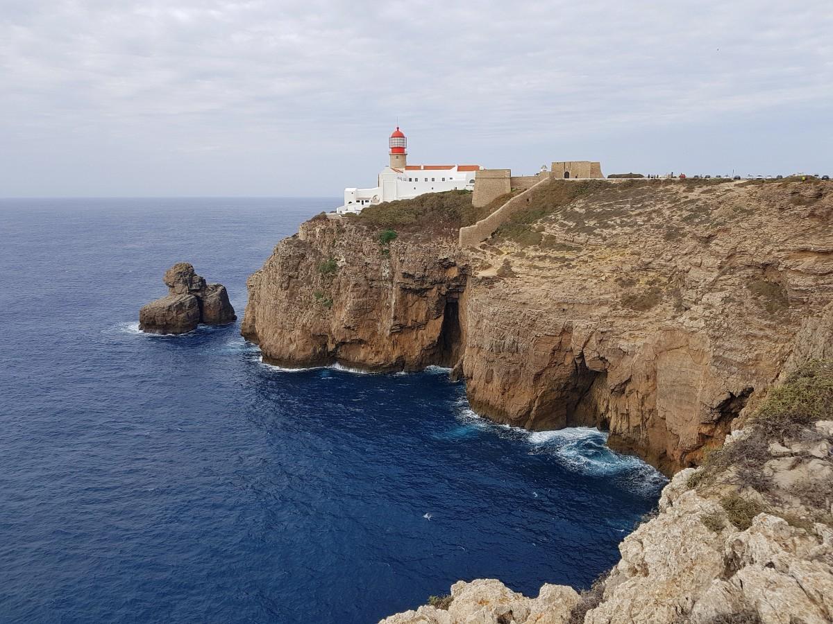Zdjęcia: Cabo de São Vicente, Algarve, Przylądek św. Wincentego, PORTUGALIA