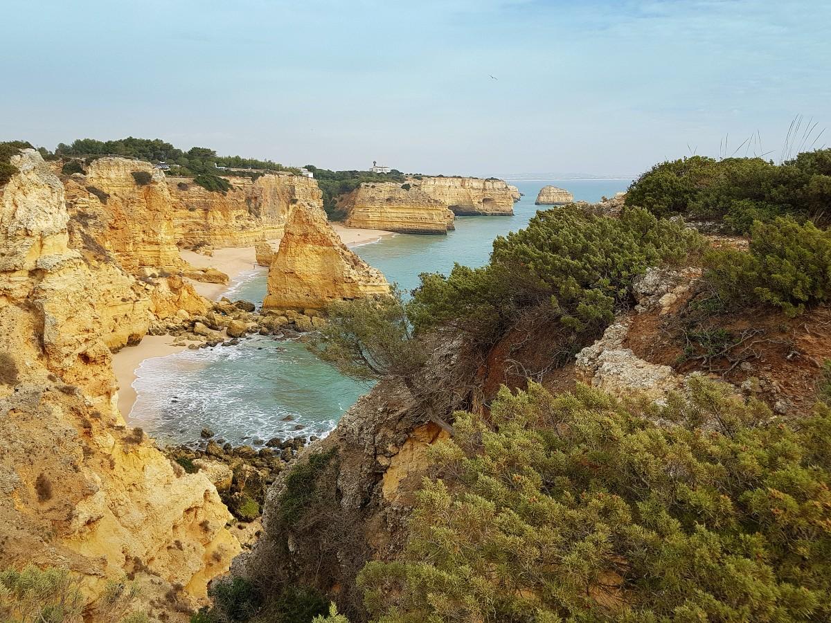 Zdjęcia:  Portimão, Algarve, Praia da  Rocha, PORTUGALIA