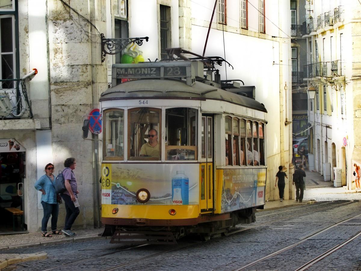 Zdjęcia: Lizbona, Spacery po Lizbonie, PORTUGALIA
