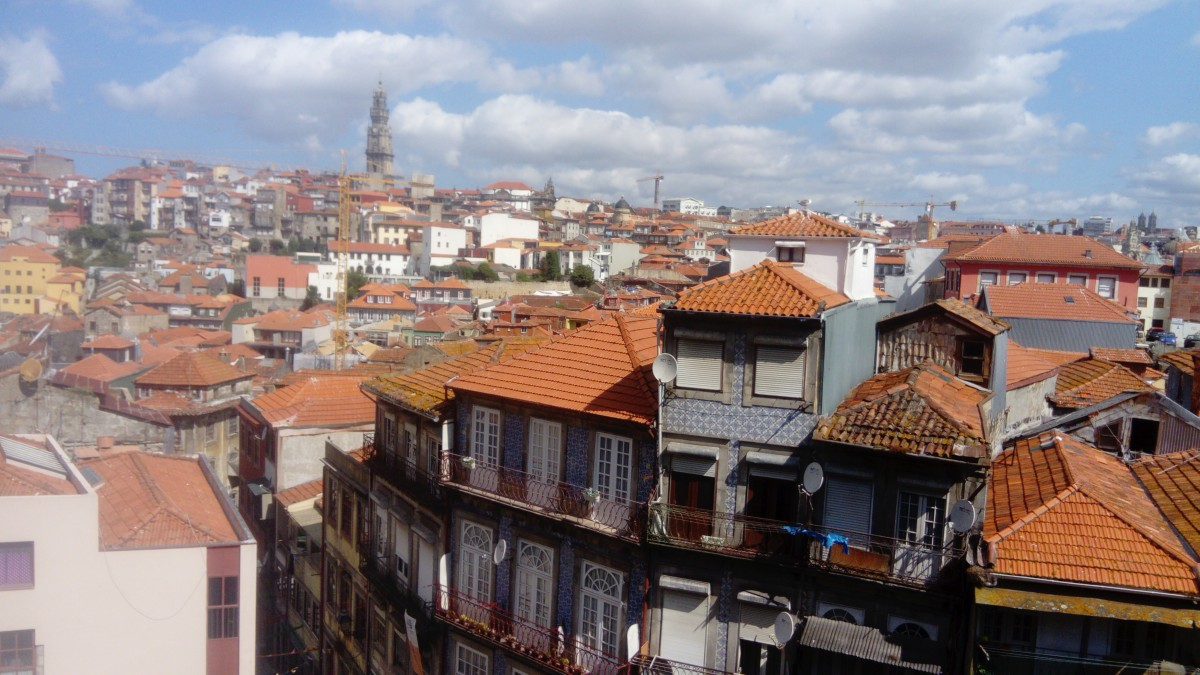 Zdjęcia: Niedaleko Katedry , Porto, Porto i jeszcze raz Porto, PORTUGALIA