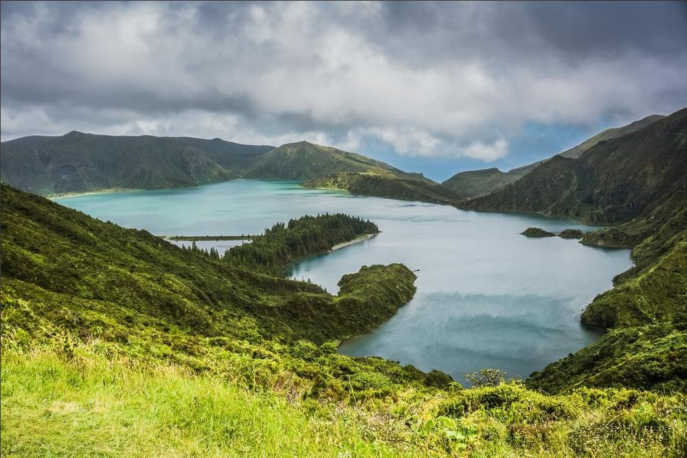 Zdjęcia:  , Azory, Krajobrazy Portugalii 2, PORTUGALIA