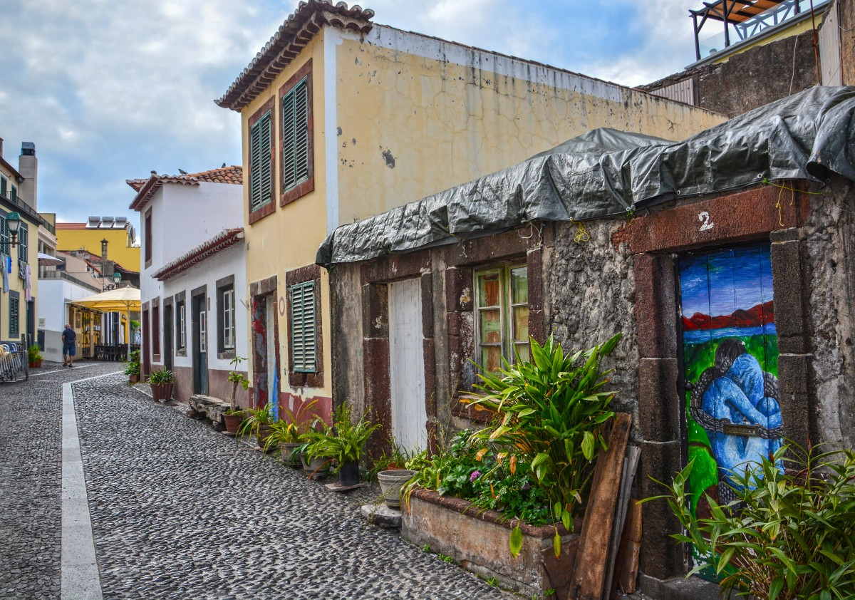 Zdjęcia: Funchal, Madera, Funchal, PORTUGALIA
