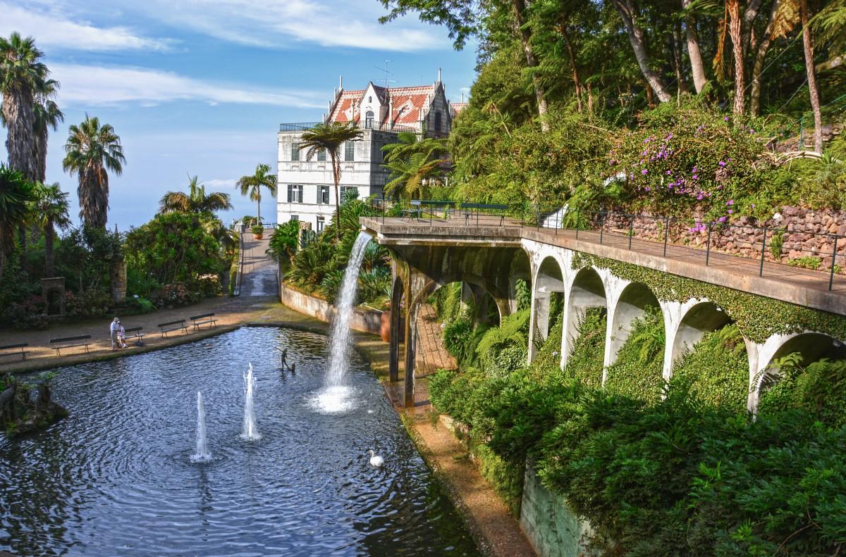 Zdjęcia: Funchal, Madera, Monte Palace Tropical Garden, PORTUGALIA