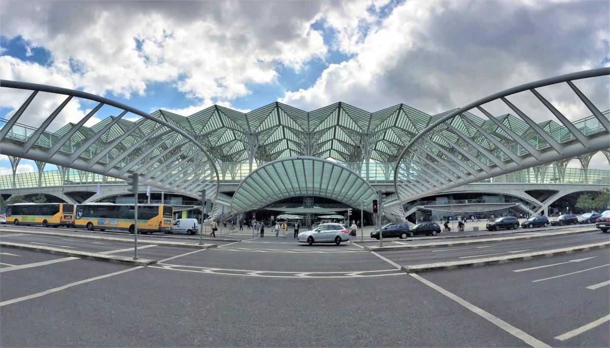 Zdjęcia: Lizbona, Gare do Oriente..., PORTUGALIA