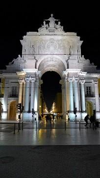 Zdjęcia: Lizbona, Lizbona, Lizbona nocą, PORTUGALIA