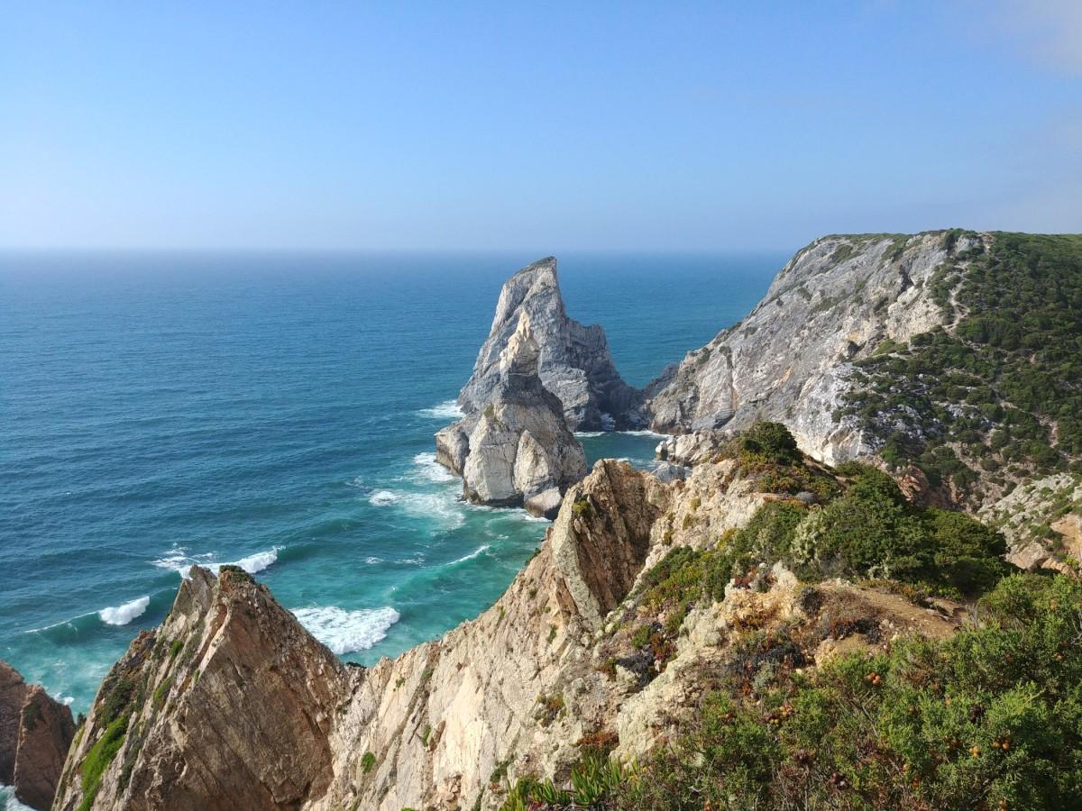 Zdjęcia: Cabo da Roca, Lizbona, Cabo da Roca, PORTUGALIA