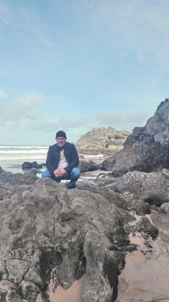 Zdjęcia: Plaża Adraga, Plaża Adraga koło Sintry, PORTUGALIA