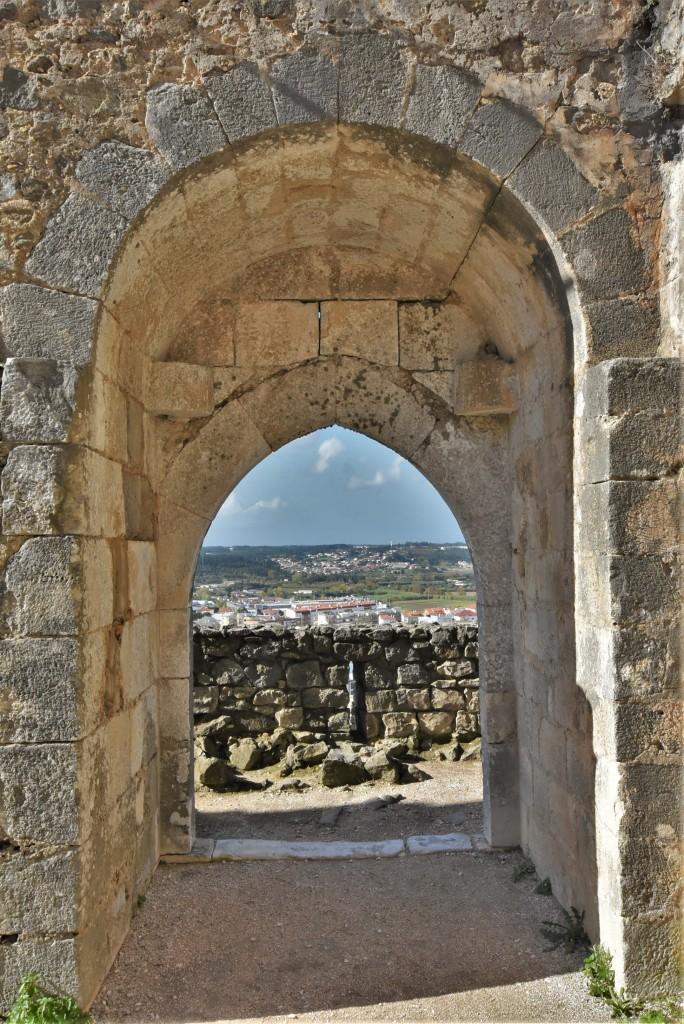 Zdjęcia: Leiria, Środkowa Portugalia, Leiria, ruiny zamku, PORTUGALIA