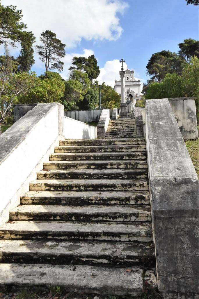 Zdjęcia: Leiria, Środkowa Portugalia, Leiria, Santuario de Nossa Senhora da Encarnacao, PORTUGALIA