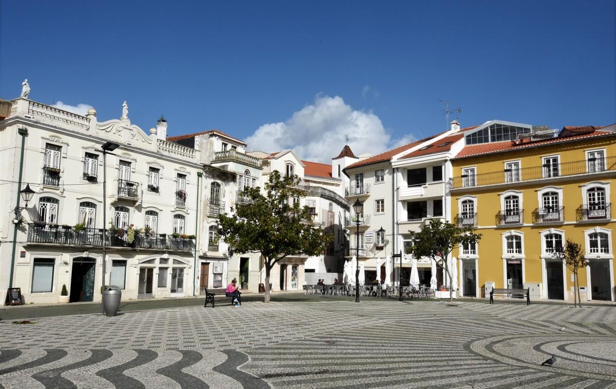 Zdjęcia: Leiria, Środkowa Portugalia, Leiria, miasto, PORTUGALIA