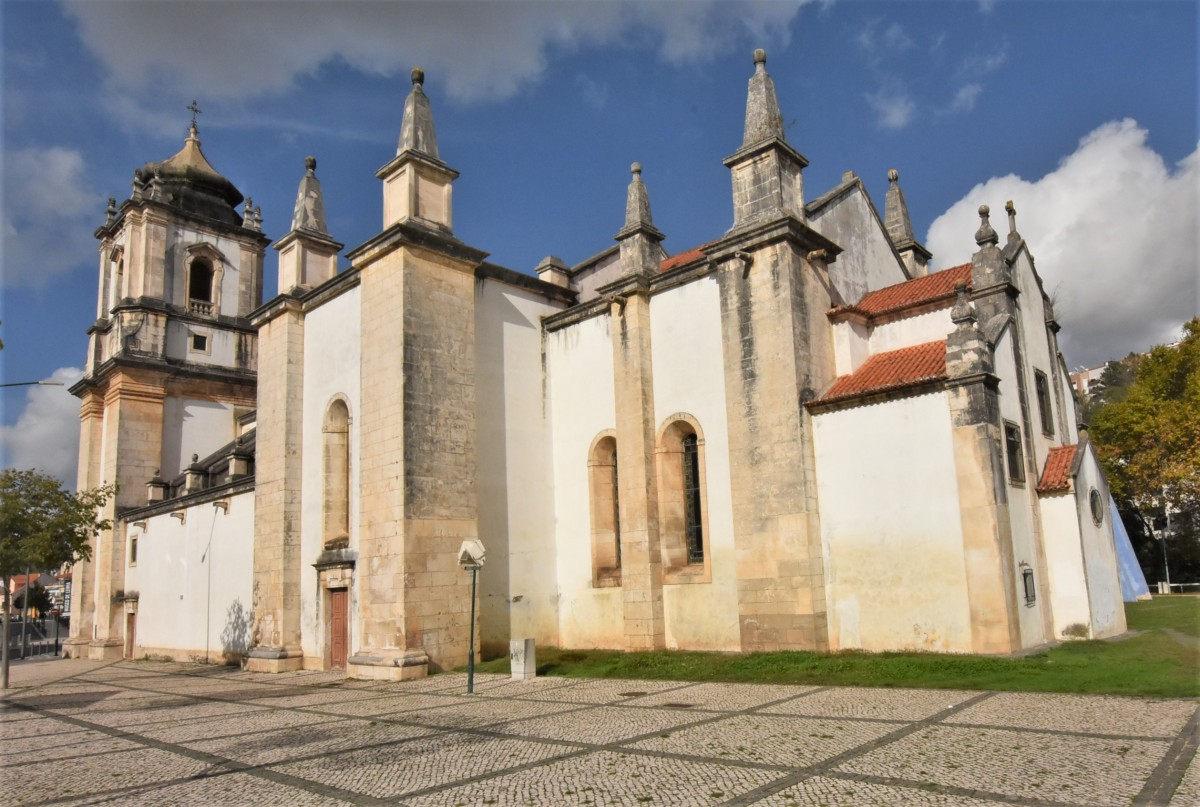 Zdjęcia: Leiria, Centrum, Leiria, Igreja e convento de Santo Agostinho, PORTUGALIA