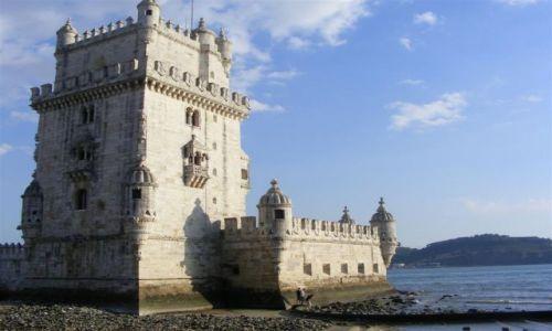 Zdjęcie PORTUGALIA / - / Lizbona / Belem