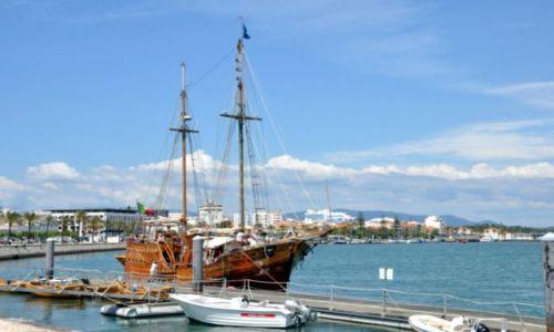 Zdjęcie PORTUGALIA / - / Portimao / Port w Portimao