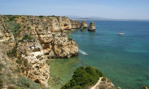Zdjecie PORTUGALIA / -Algarve / Algarve / Algarve