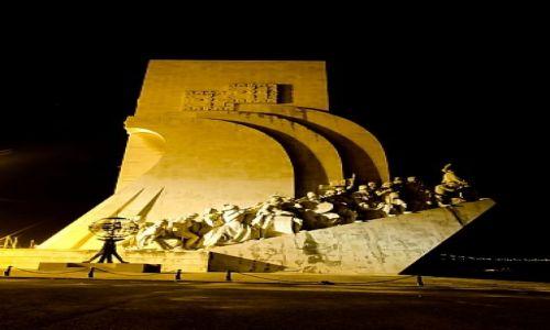 Zdjęcie PORTUGALIA / Lisbona / Lisbona / Belem / pomnik odkrywców