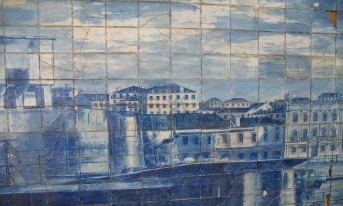Zdjecie PORTUGALIA / - / Lizbona / portugalskie azulejos