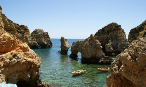 Zdjecie PORTUGALIA / Algarve / Algarve / Algarve