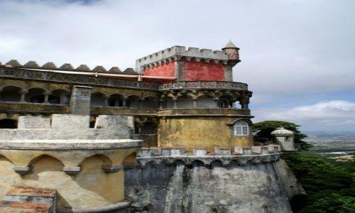 Zdjecie PORTUGALIA / Sintra / Pałac Pena / Sintra