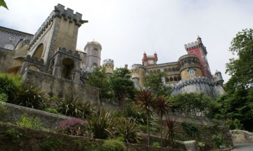 Zdjęcie PORTUGALIA / Sintra / Pałac Pena / Pałac Pena