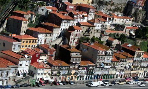 Zdjecie PORTUGALIA / - / Porto / Nadbrzeże