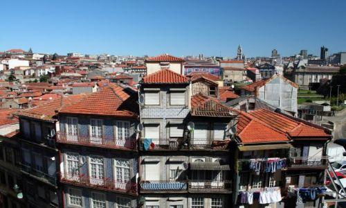 PORTUGALIA / - / Porto / Domy Porto