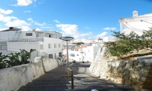 Zdjecie PORTUGALIA / Algarve / Albufeira / portugalska jesień