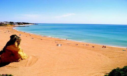 PORTUGALIA / Poludnie Portugalii / miasteczko Albufeira / Portugalia - Algarve- Albufeira