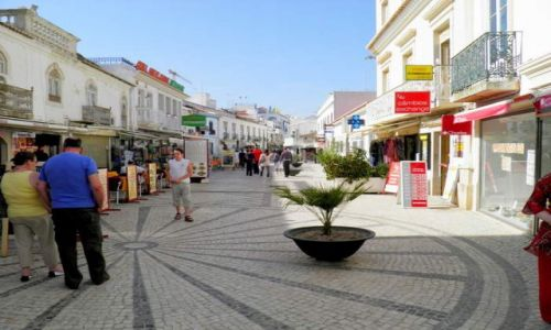 Zdjęcie PORTUGALIA / poludnie Portugalii / Albufeira / Algarve-Albufeira