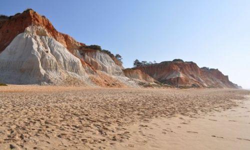 PORTUGALIA / Algarve / Algarve / Nadbrzeze klifowe