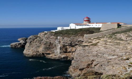 Zdjecie PORTUGALIA / Algarve / Przyladek Sw.Wincentego / Przyladek Sw.Wi