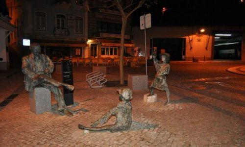 Zdjecie PORTUGALIA / Algarve / Monchique / Sami noca