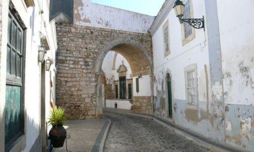 Zdjęcie PORTUGALIA / Algarve / Faro / Stare miasto
