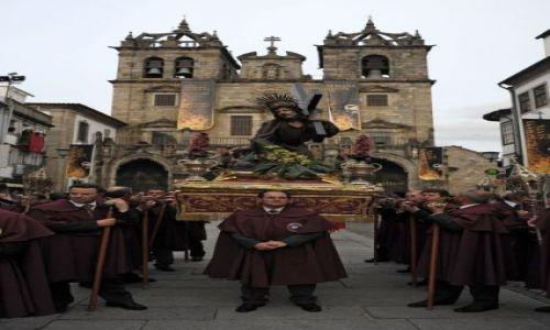 PORTUGALIA / Porto e Norte / Braga / Procesja Kroków (Procissão dos Passos) - Semana Santa