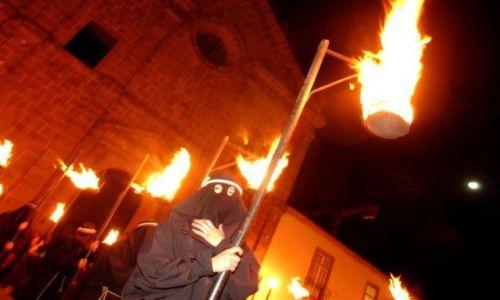 PORTUGALIA / Porto e Norte / Braga / Farricocos- Semana Santa w Bradze