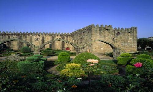 PORTUGALIA / Porto e Norte / Braga / Pałac biskupi - Paço Episcopal Bracarense