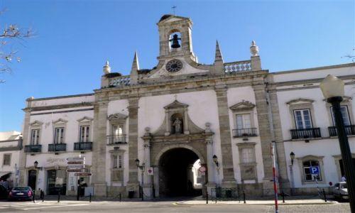 PORTUGALIA / Poludnie Portugalii-Algarve / miasto Faro / Faro