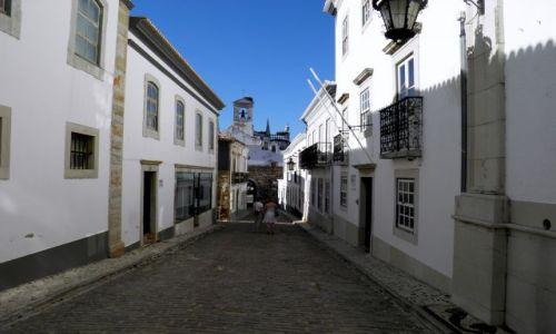 PORTUGALIA / Poludnie Portugalii -Algarve / miasteczko Faro / Faro